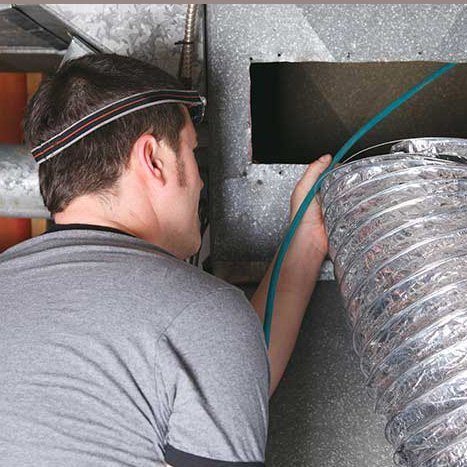 Home & Commercial Air Duct Cleaning Service in the Washington, MD, and VA area