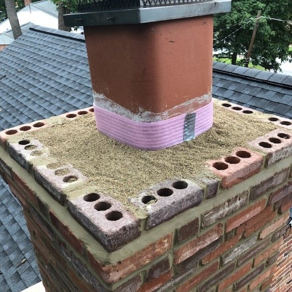 Chimney and Rebuilding & Repair Service
